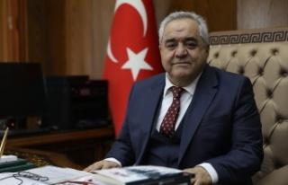 KİÜ REKTÖRÜ PROF. DR. SAMİ ÖZGÜL'ÜN, 23...