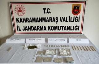 Ekinözü'nde uyuşturucu operasyonu