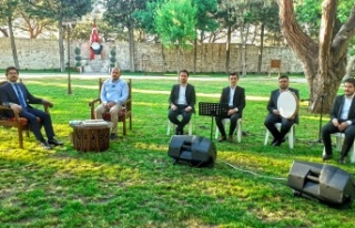'Elveda Ey Şehr-i Ramazan'