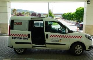 Filyasyon Çalışmalarına Destek: Hasta Taksi