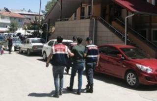 Kahramanmaraş'ta FETÖ silahlı terör örgütü...