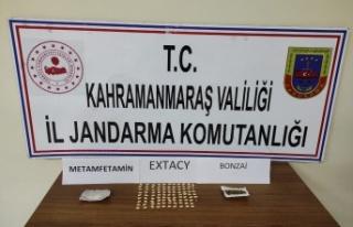 Kahramanmaraş'ta uyuşturucudan 6 kişi gözaltına...