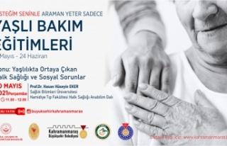 Prof. Eker'le 'Yaşlılıkta Ortaya Çıkan Halk...