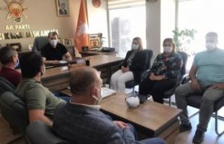 Anadolu Kahramanmaraş Şehit ve Gazi Aileleri Derneği'nden...