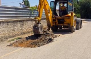 Büyükşehir'den Elbistan'a Ulaşım Atağı