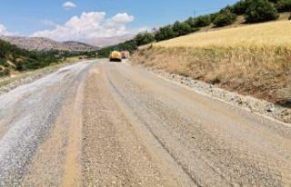 Elbistan ve Afşin'de Ulaşım Yatırımları Artarak...