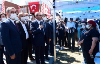 Kahramanmaraş'ta 39 yatak kapasiteli rehabilitasyon...