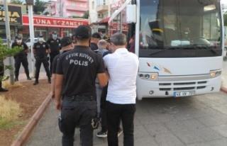 Kahramanmaraş'ta sahte altın operasyonu: 18 gözaltı