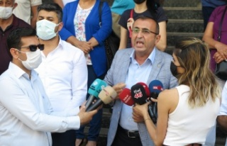 Kahramanmaraş'ta 'Sarı Bina'nın yıkılmasına...