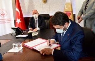 KSÜ ile Aile ve Sosyal Hizmetler İl Müdürlüğü...