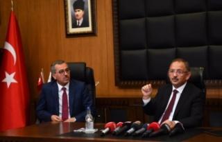 "Mehmet Özhaseki, ""CHP'nin taş üstüne taş..."