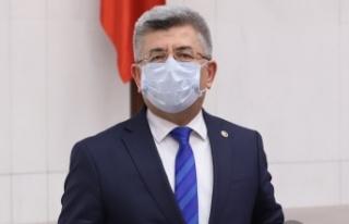 "MHP'li Aycan, ""Acil olarak hiçbir fakülteye..."