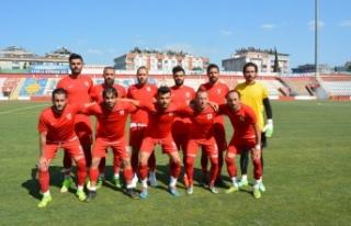 Türkoğlu Belediyespor: 2 - Şanlıurfa Viranşehir...
