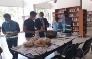 Türkoğlu'nda üniversite hazırlık öğrencilere...