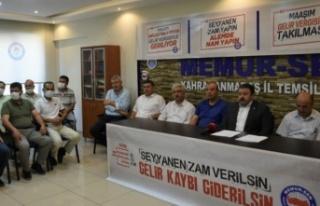 """Başkan Aydın, """"Bu zam değil, enflasyon kaynaklı..."""