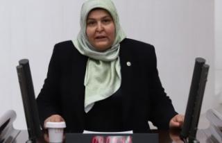 Habibe Öçal'dan Kurban Bayramı Mesajı