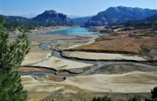 Kahramanmaraş'ta barajlarda aktif son durum