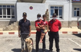 Kahramanmaraş'ta kaybolan çocuk 12 kilometre uzaklıkta...