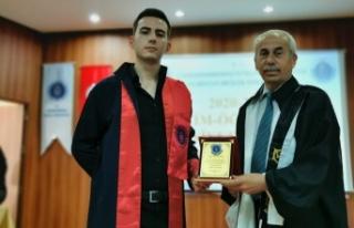 KİÜ Elbistan Meslek Yüksekokulu'nda Mezuniyet...
