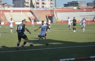 Mersin İdmanyurdu Kahramanmaraş'ta yarı final...