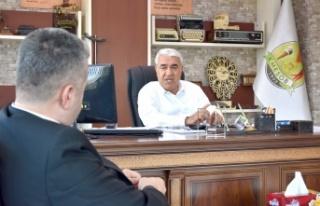 Yardımcıoğlu, Başkan Kuybu'yu Ziyaretinde Konuştu:...