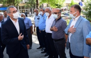 Andırın'a 65 Milyon TL'lik Yatırım