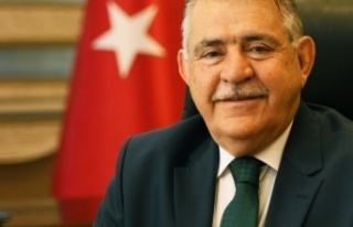 Başkan Mahçiçek'ten 30 Ağustos Zafer Bayramı...