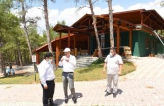 Dulkadiroğlu'nun Heyecan Bahçesi
