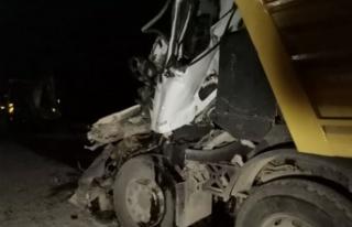 Kahramanmaraş-Kayseri yolunda zincirleme kaza:1 ölü,3...
