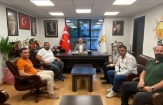 Kahramanmaraşspor maçlarını Hanefi Mahçiçek...