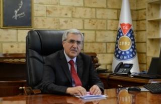 """KSÜ Rektörü Prof. Dr. Niyazi Can """"Ormanlarımız..."""