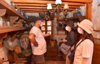 Mutfak Müzesi'ne Yabancı Turistlerden Büyük...