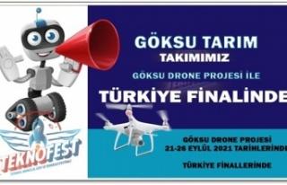 """Prof. Dr. Ahmet Alkan Danışmanlığındaki """"Göksu..."""