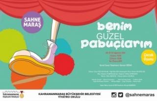 Sahne Maraş Ücretsiz Tiyatro Gösterimleri Başlıyor!