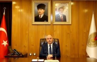 Vali Ömer Faruk Coşkun'un 30 Ağustos Zafer...