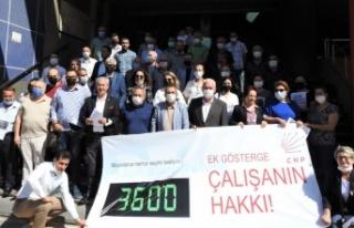 """CHP'li Şengül, """"3600 ek gösterge için milyonlarca..."""
