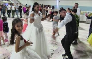 Etiyopya'da nişan Kahramanmaraş'ta düğün...