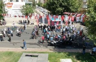 Kahramanmaraş Avrupa Hareketlilik Haftası'nda...