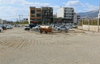 Kuyumcukent'e Yeni Otopark