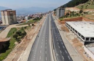 Kuzey Çevre Yolu Karayollarına Devrediliyor