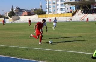 Serik Belediyespor: 3 - Kahramanmaraşspor: 1
