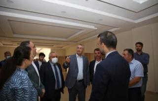 TBMM İçişleri Komisyonu Başkanı Güvenç, İstiklal...