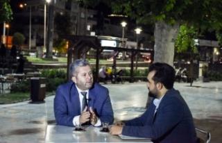 Yardımcıoğlu, 'Ak Parti, Mhp Ve İyi Parti'den...