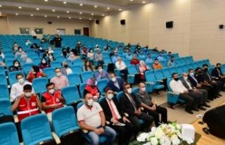 Afet Okuryazarlığı Genç Gönüllüler Projesi...