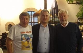 Gastronominin Profesörleri Vagabov ve Baratov'u...
