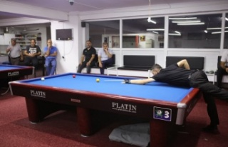 Kahramanmaraş'ta '3Bant' şampiyonası tamamlandı