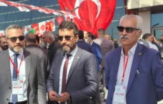 MHP ilçe başkanı ve yönetimi kaza geçirdi: 4...
