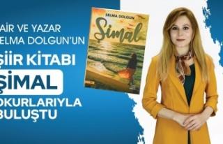Şair ve Yazar Selma Dolgun'un Şiir Kitabı 'Şimal'...
