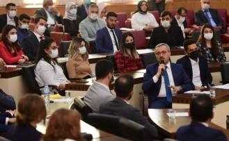 Türkiye'ye Örnek Bir Gençlik Meclisi Oluşturduk