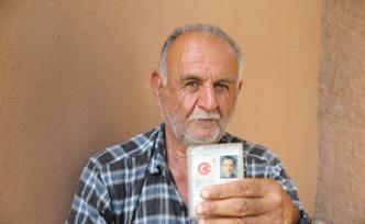 Kahramanmaraş'ta 1 aydır sokakta yaşıyor